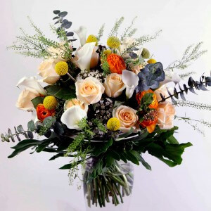 Identify Flowers & Plant Material & Their Use in Commercial Floristry (WSQ Higher Certificate)