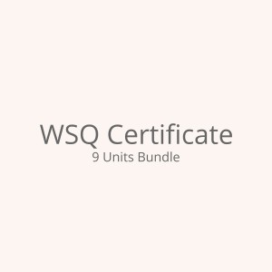 Bundled Units (WSQ Certificate)